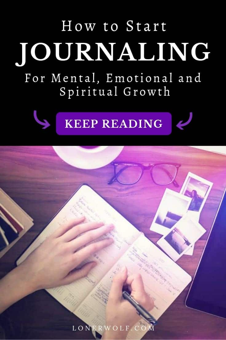 Journaling is one of the oldest forms of self-help in the world. This sacred craft can transform your life forever! Learn how to start journaling and get some inspiration + ideas in this article ...