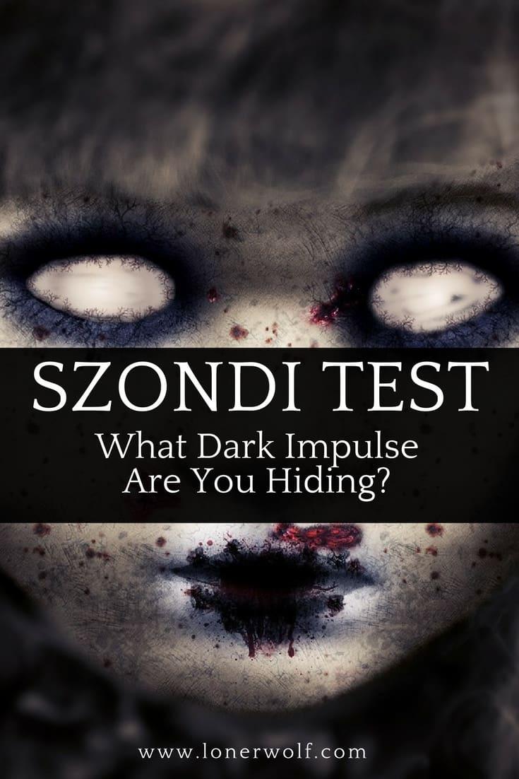 Szondi Test: What Dark Impulse Are You Hiding?