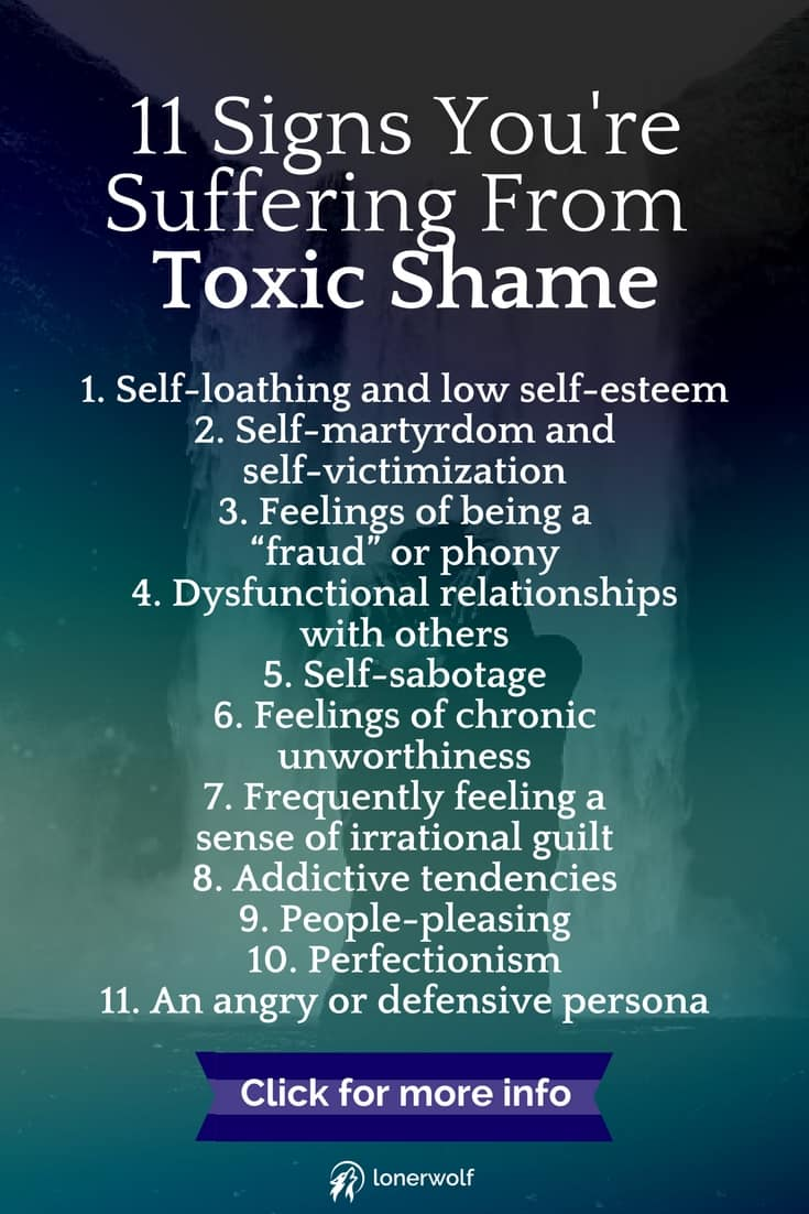 Toxic shame is the internalized and buried shame that rots within us. Get help now! #shame #lowselfesteem #perfectionist #peoplepleasing #selfsabotage