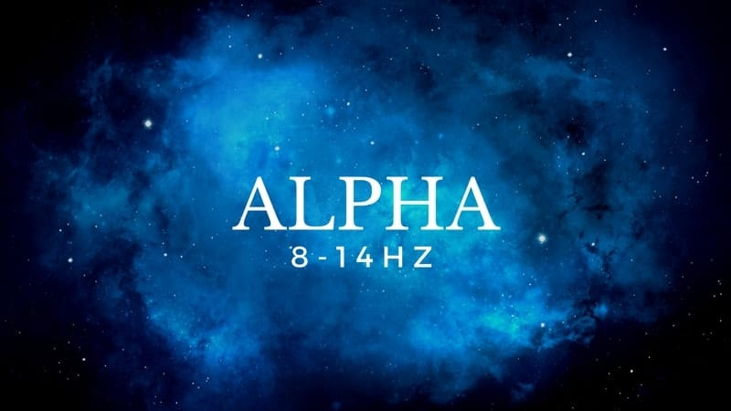 alpha Binaural Beats Frequency image