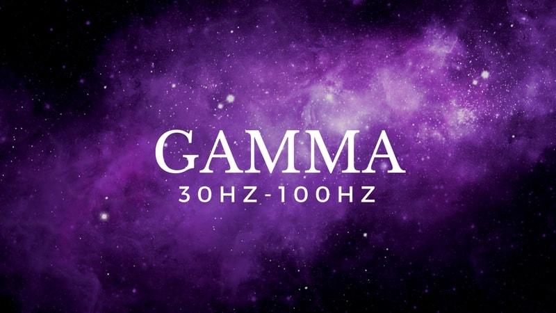 Gamma Binaural Beats Frequency image