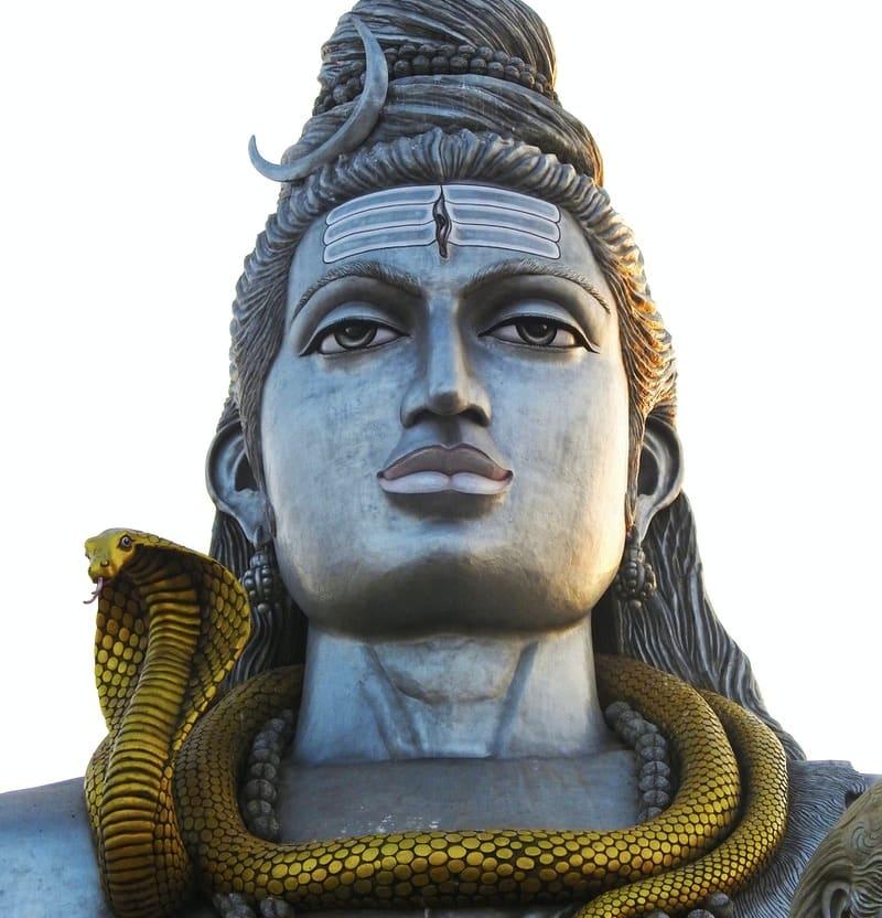 Image of Shiva representing the Divine Masculine energy