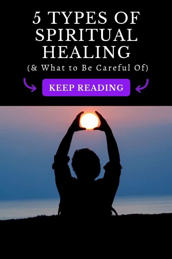 Spiritual healing is a path of healing; of reuniting us with our true Spiritual Nature. But you need to be cautious and discerning. Don\'t get tricked!