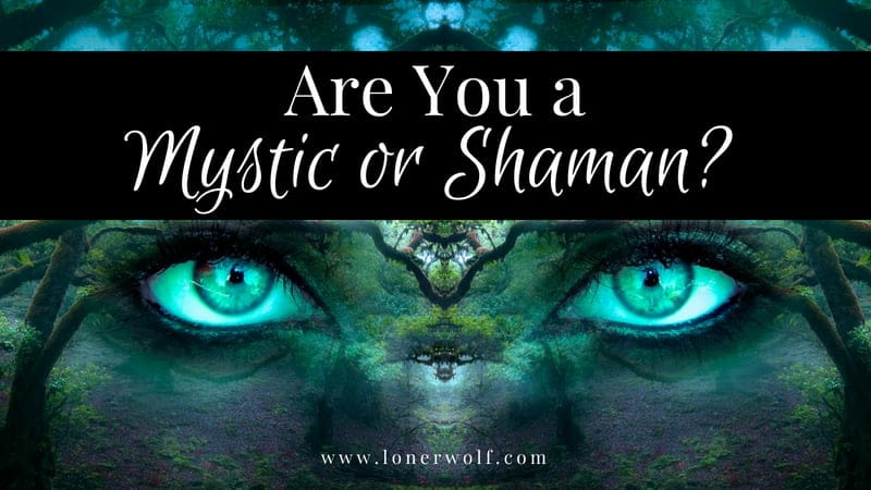 Are You a Mystic or Shaman? (FREE Test) ⋆ LonerWolf