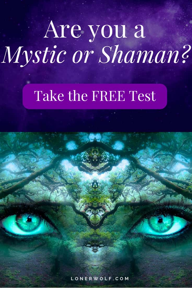 The mystic and shaman take two very different approaches to life. While one values empowerment, the other values surrender. Are you drawn more towards mysticism or magic? Take the free mystic shaman test! #mystic #shaman #freetest