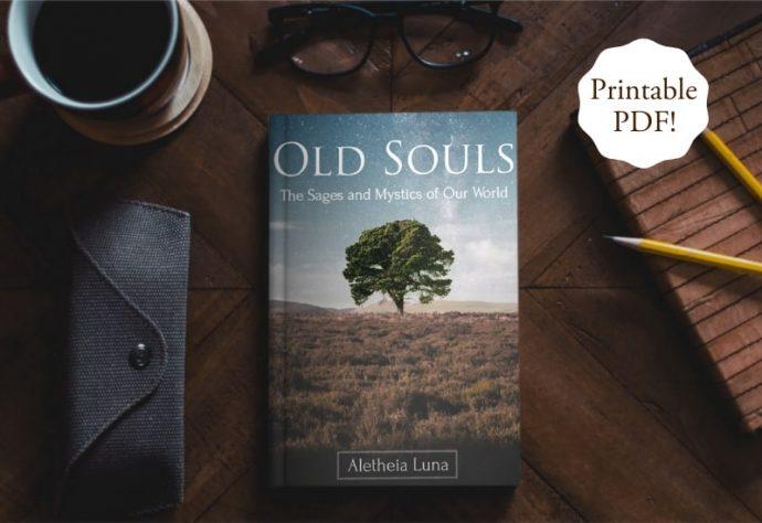 Image of old soul digital book