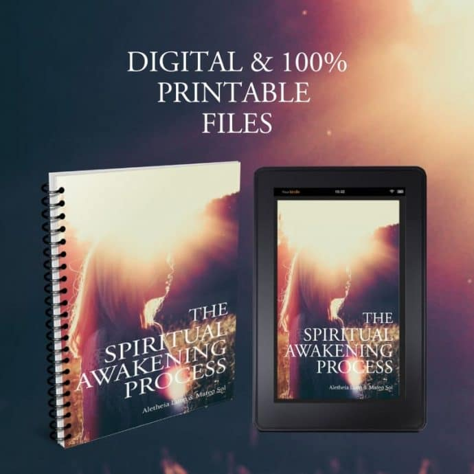 Spiritual awakening process printable files