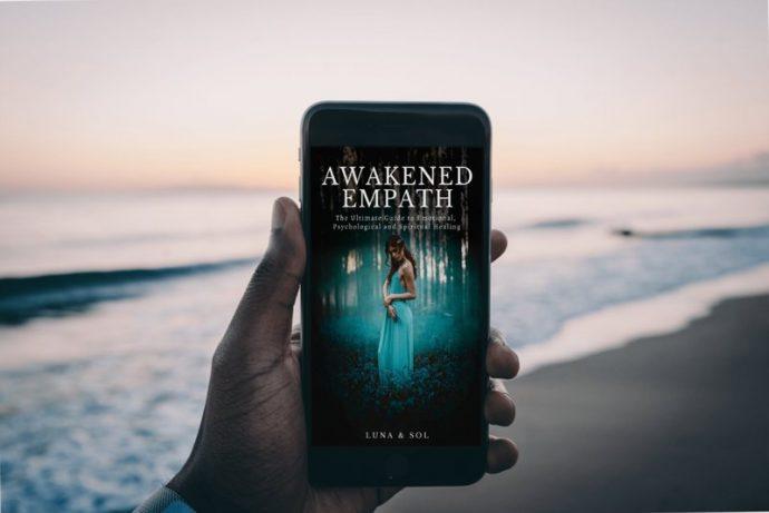 Awakened empath on iphone