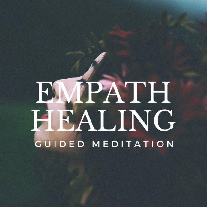 Empath Healing Guided Meditation image
