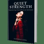 Quiet strength book