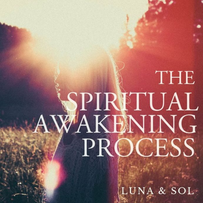 The Spiritual Awakening Process eBook image