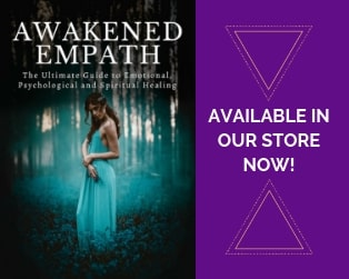 Awakened Empath eBook Advertisement Image