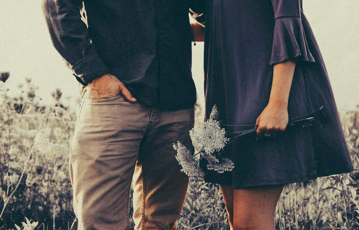 Can a Relationship Survive When One Partner Isn't Spiritual image