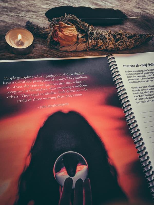 Shadow Work Journal image