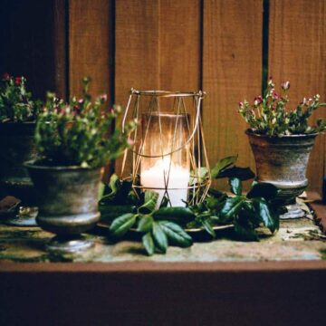 Altar for meditation image