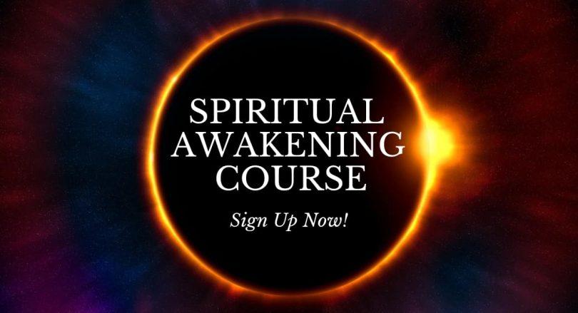 Spiritual Awakening Course free image