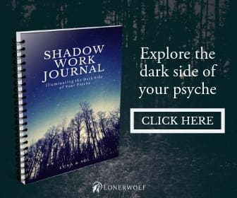 Shadow Work Journal Advertisement image