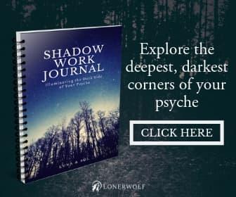 Shadow Work Journal Advertisement image