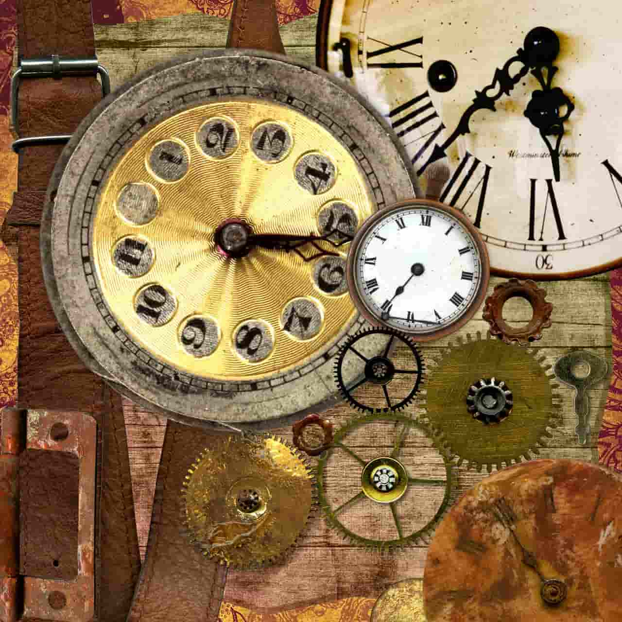 Image of collage art therapy ideas