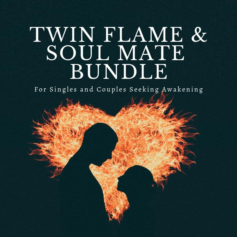 Twin Flame & Soul Mate Bundle