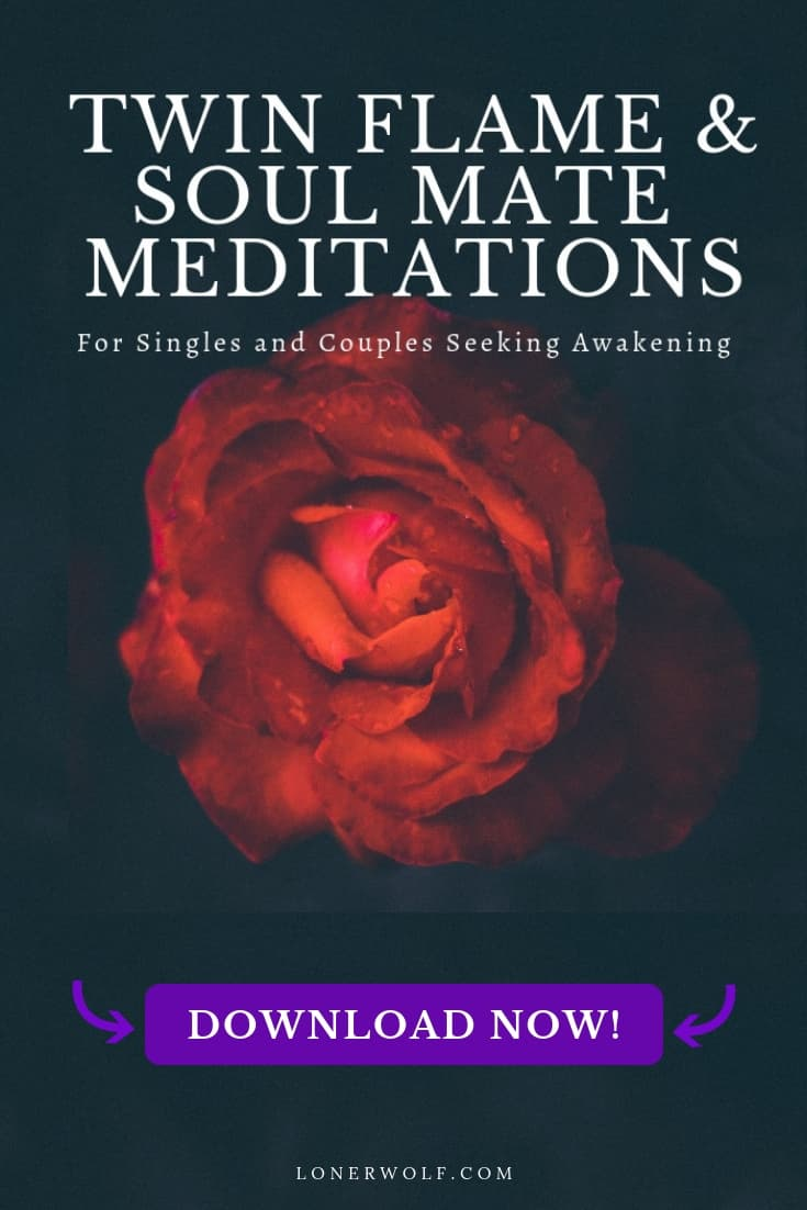 Enrich your heart, mind, and soul with these luscious guided meditations and visualizations – created specifically for twin flames and soul mate couples AND singles looking to attract genuine love.