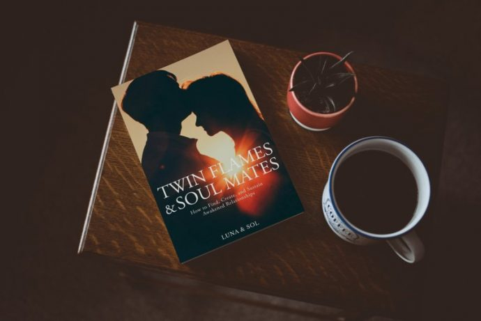Twin Flames and Soul Mates book