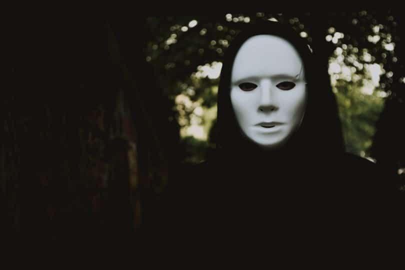 Image of the mask ego