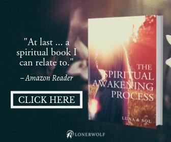 Spiritual Awakening Book Advertisement image