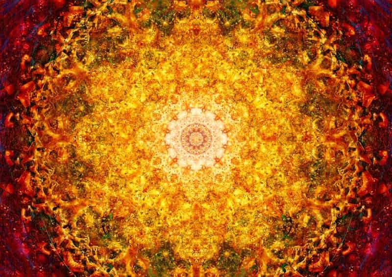 Image of a soul mandala