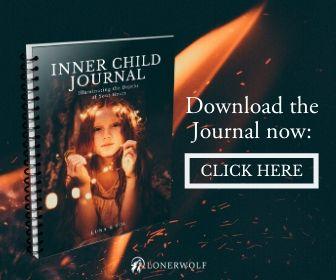 Inner Child Journal Advertisement image
