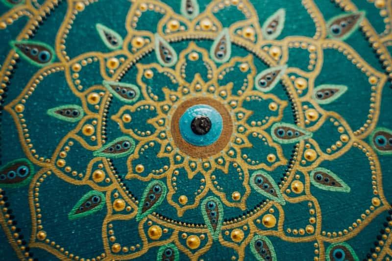 Image of a mandala