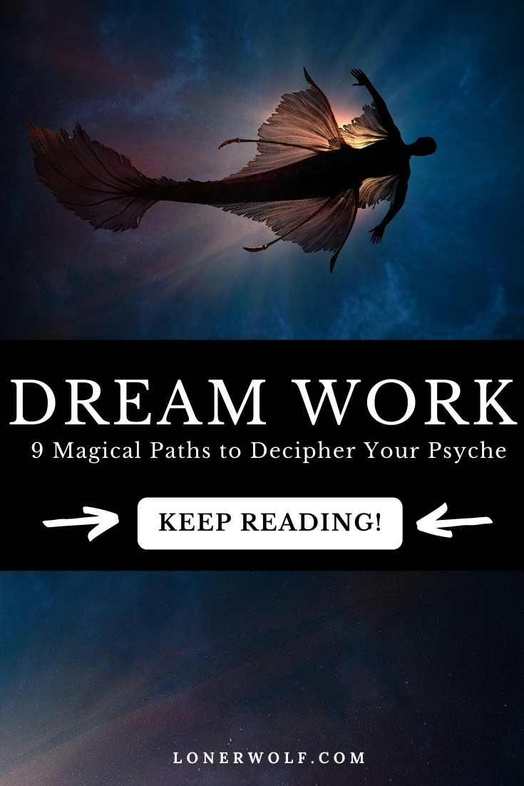 How to Practice Dream Work (& Decipher Your Psyche)
