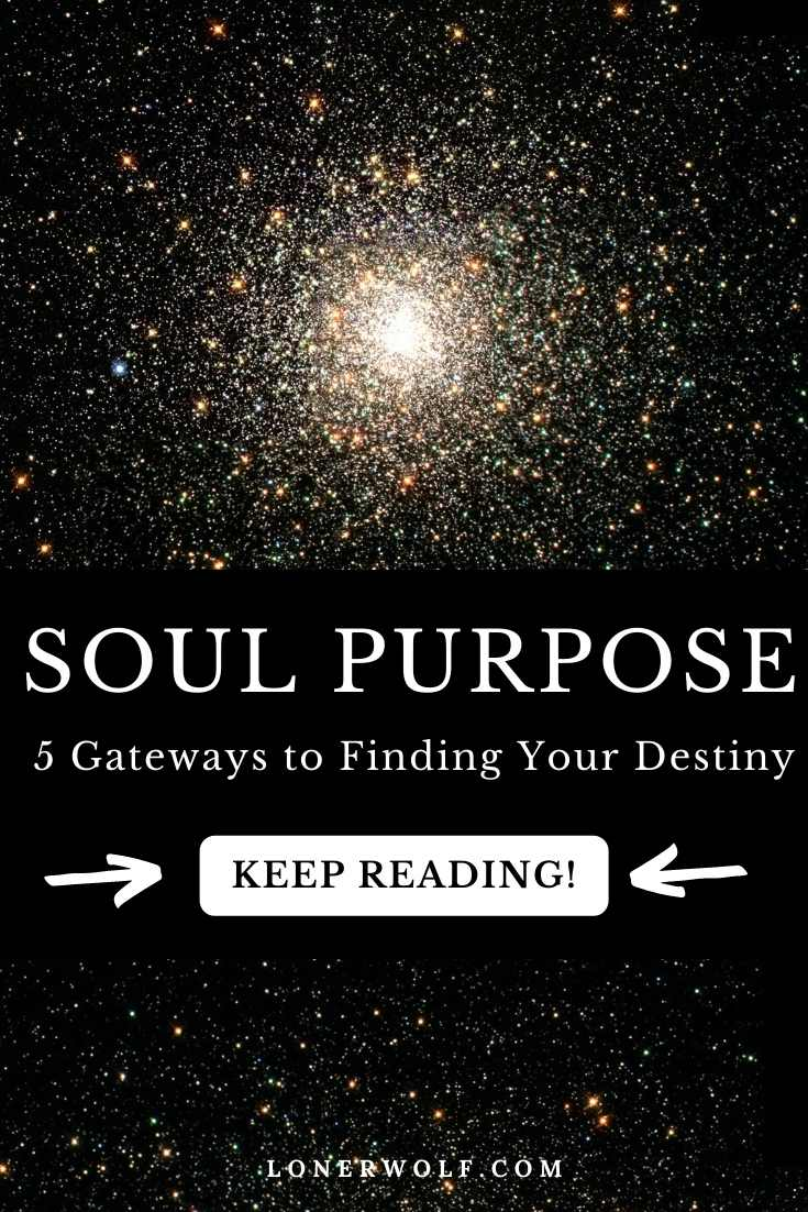 Soul Purpose: 5 Gateways to Finding Your Destiny