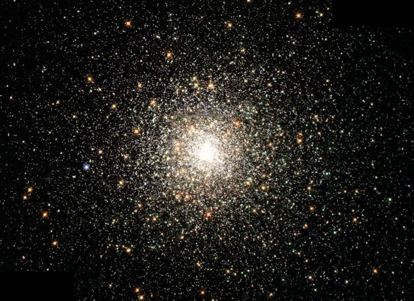 Image of a star cluster symbolic of our soul purpose