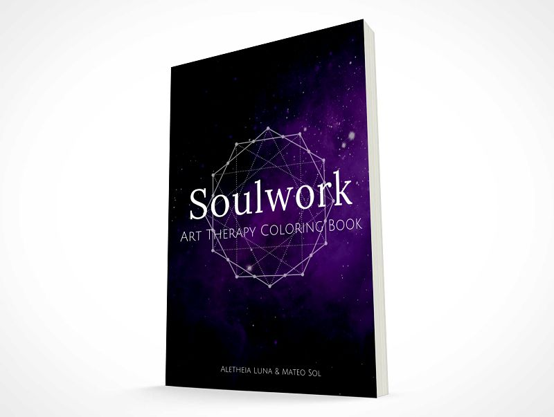Soulwork Coloring Book image