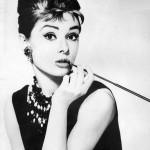 Audrey Hepburn Raised Eyebrows